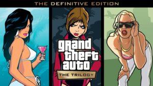 【PS5のキラーソフト】GTAトリロジー 11/11に発売決定!7700円